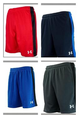 NEW UNDER ARMOUR GYM UA HEAT GEAR ATHLETIC SHORTS ALL COLORS