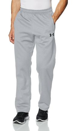 New Men's Under Armour Gym Muscle Fleece Jogger Pants Sweatp