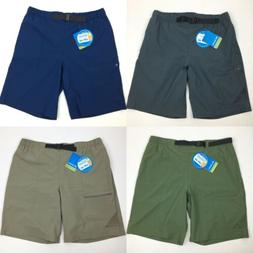 NEW Columbia Mens OmniShield Cargo Athletic Active Shorts wi