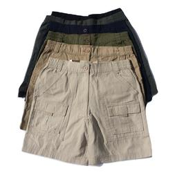 NEW Great Northwest Men's Relaxed Fit Cargo Shorts Sizes 32