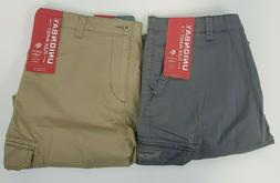 New Unionbay Men's Quest Cargo Shorts Size 42 in Grain and