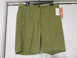 NWT men's Dockers Pacific shorts 32 33 34 36 light green 5 p