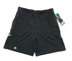NWT Champion Men's Active Performance Double Dry Shorts Bl