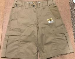 NWT Carhartt Relaxed Fit Tappen Force Cargo Shorts 30x10 Yuk