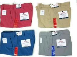 IZOD Saltwater Men's Relaxed Classic Stretch Washed Chino Sh