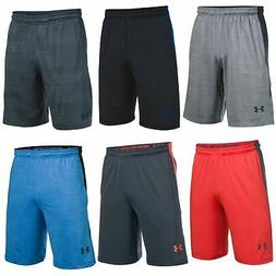 "Under Armour UA Men's Raid 10"" Shorts 2.0 Workout -NEW- FREE"