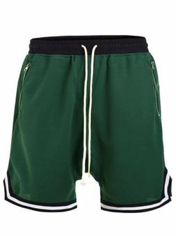 USA SELLER Fast Ship Mens Drop Crotch Shorts,fear Of Gods In