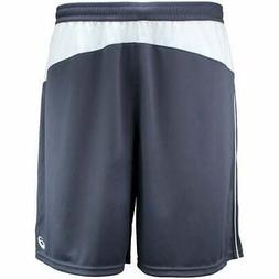 ASICS X-Over Short  Athletic   Shorts - Grey - Mens