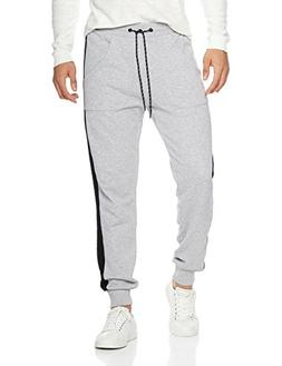 Rebel Canyon Young Men's Colored Blocked Jogger With Side St