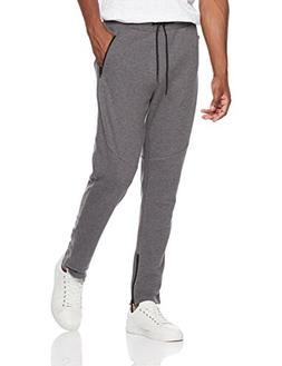 Rebel Canyon Young Men's Slim Leg French Terry Jogger Sweatp