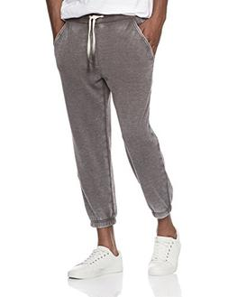 Rebel Canyon Young Men's Super Soft Fleece Cropped Jogger Sw